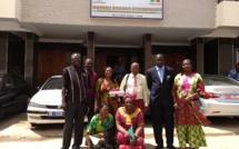 Photo-Les victimes de Hissène Habré se constituent en partie civile devant les Chambres africaines extraordinaires