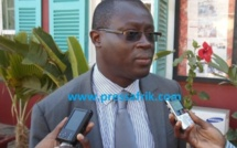 FSF : Me Augustin Senghor est candidat à sa succession