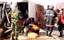 Accident-Tambacounda : un couple espagnol fauché par un véhicule, le mari meurt sur le coup