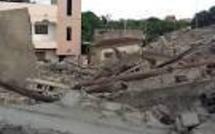 Parcelles Assainies: Une femme gravement blessée dans l'effondrement d'un immeuble