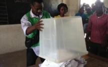 Législatives au Togo: l'Unir et le collectif Sauvons le Togo en tête