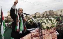 Le Hamas critique le placement en détention préventive de l'ex-président égyptien Morsi