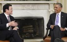 Les droits de l'homme en toile de fond de la visite du président vietnamien aux Etats-Unis