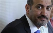 L'opposition syrienne met un pied à l'ONU