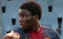 Amical Cameroun vs Gabon: le Barcelonais Dongou appelé