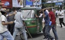 Bangladesh: la justice interdit le principal parti islamiste