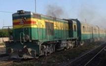 Drame à Thiès: une personne handicapée coincée sous les rails bloque le train