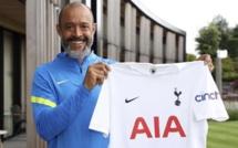 Officiel, Tottenham a nommé son nouvel entraîneur