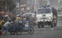 RDC: manifestations anti-Monusco à Goma