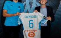 Officiel, Guendouzi a signé à l'Olympique de Marseille
