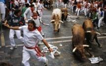 Les Etats-Unis importent la course de taureaux de Pampelune