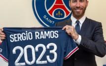 Officiel, Sergio Ramos signe deux ans au PSG