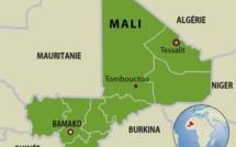 Mali: pluies diluviennes à Tessalit, des habitations détruites