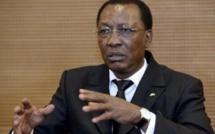 Le Tchad fête ses 53 ans d'indépendance, Déby s'adresse à la presse