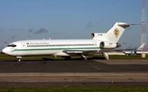 Retour de l'avion présidentiel : la Pointe Sarène prête pour les airs