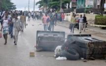 Gabon: interpellation d'une trentaine d'étudiants au cours d'une manifestation à Libreville