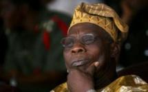 L'ancien président nigérian Obasanjo en Guinée-Bissau pour lutter contre le trafic de drogue