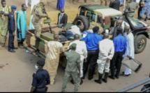 La vidéo de la tentative d'assassinat du Colonel Assimi Goita lors de la prière de l'Eid