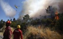 De violents incendies meurtriers toujours en cours au Portugal