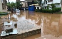 Keur Massar renoue avec les inondations: les Cités Ancar et Camille Basse sous les eaux