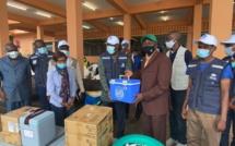 Ebola : L'Anss et l'OMS Guinée fournissent des vaccins à la Côte d'ivoire