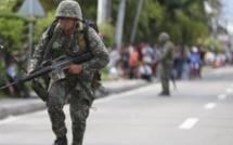 Le sud des Philippines en proie à de violents combats entre une rébellion islamique et l'armée