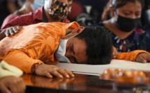 Mexique : onze décès confirmés lors du passage de Grace