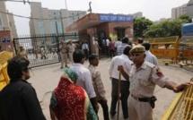 Viol collectif en Inde: quatre condamnations à mort