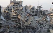 Syrie: pendant les négociations sur les armes chimiques, les bombardements continuent