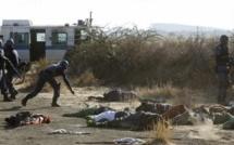Afrique du Sud: la police mise en cause par une commission d'enquête sur la tuerie de Marikana