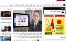 Maroc: manifestation de soutien au journaliste arrêté pour incitation à la violence Capture d'écran du site Lakome.com, dont le rédacteur en chef Ali Anouzla (photo au centre) a été interpellé.
