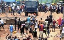 Guinée: à quelques jours du vote, la tension ne redescend pas dans les rues de Conakry