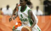 Afrobasket-1/4 finale Sénégal vs Mali : Diodio Diouf déclarée forfait