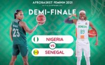 Afrobasket féminin - Suivez en DIRECT la demi-finale Sénégal-Nigéria