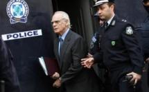 Grèce : un ex-ministre condamné pour blanchiment d'argent