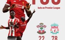 Watford-Liverpool: Sadio Mané ouvre le score avec son 100e but en Premier League