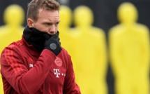 Bayern: l'entraineur allemand Julian Nagelsmann testé positif au coronavirus