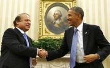 Etats-Unis / Pakistan: la rencontre très politique entre Obama et Sharif