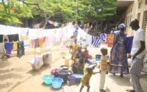 Pikine: leur délai de libérer l'école Salif Ndongo expiré, 60 familles sinistrées défient le préfet