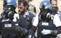Armes chimiques en Syrie: l'OIAC révèle le détail du plan de destruction