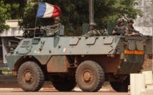 L'opération militaire française en Centrafrique a démarré