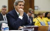 Nucléaire iranien: John Kerry demande aux élus américains de lui faire confiance