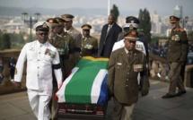 Afrique du Sud: le dernier hommage de l'ANC à Nelson Mandela
