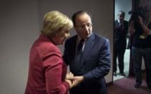 Angela Merkel en France pour son premier voyage après sa réélection