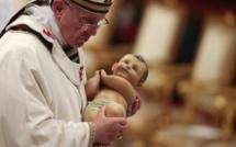 L'adresse de Noël du pape François au «peuple qui est en chemin»
