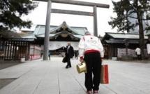 Yasukuni: la visite du sanctuaire par Shinzo Abe nourrit les tensions entre Japon et Chine