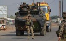 Bangui secouée par une violente journée de Noël, cinq soldats tchadiens tués