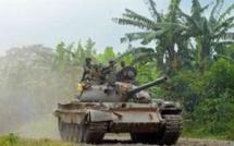 RDC : la Monusco pilonne des positions de présumés rebelles de l'ADF-Nalu