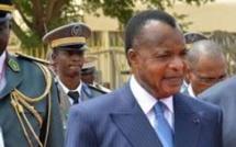 Congo : Denis Sassou Nguesso sur le front
