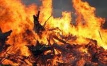 Incendies à la médina : plus de 100 millions partis en fumée